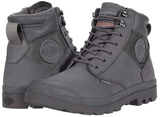 Palladium Pampa Shield WP+ Lux (Cloudburst) Lace-up Boots