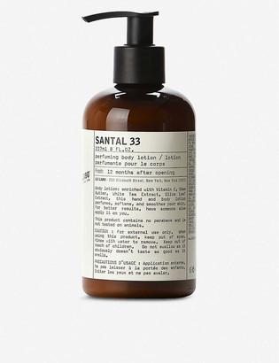 Le Labo Santal 33 body lotion 237ml