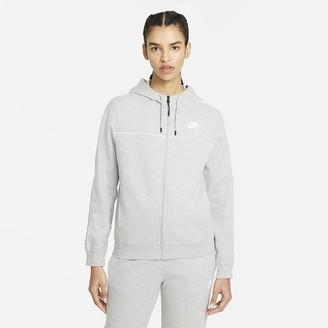 Nike Women's Millennium Full-Zip Hoodie Sportswear