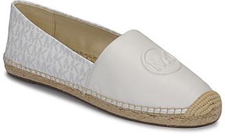 MICHAEL Michael Kors DYLYN women's Espadrilles / Casual Shoes in Beige
