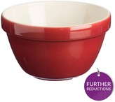 Mason Cash 16CM BURGUNDY ALL PURPOSE BOWL