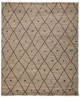 "Solo Rugs Moroccan Collection Oriental Rug, 7'10"" x 9'3"""