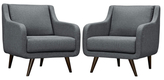 Modway Verve Armchairs (Set of 2)