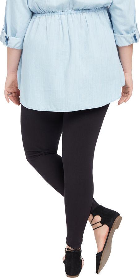 Motherhood Plus Size Secret Fit Belly Maternity Leggings