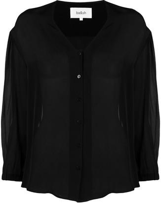 BA&SH Ultra V-neck blouse