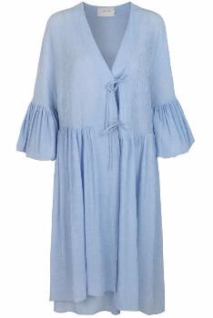 MUNTHE Blue Efficient Dress - UK 10
