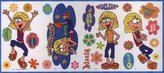 Disney Lizzie McGuire 26pc Self-Stick Wall Accent Stickers
