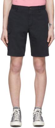 Paul Smith Navy Cargo Shorts