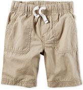 Carter's Khaki Shorts, Little Boys (2-7)