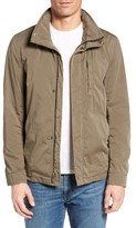 James Perse Men's Hooded Utility Jacket