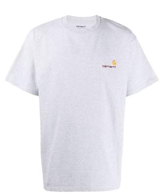 Carhartt WIP logo embroidered T-shirt