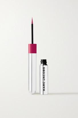 Marc Jacobs Highliner Liquid-gel Eyeliner - Back To The Fuchsia