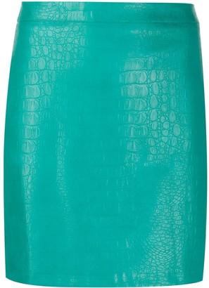 Andamane Bertha slim-fit skirt