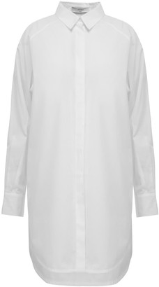 A Line Clothing Essential04 White Overshirt