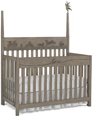 ED Ellen Degeneres Forest Animal Crib - Natural Gray