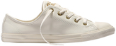 Converse Chuck Taylor All Star Dainty Ox 557996 Egret/Gold/Egret Sneaker