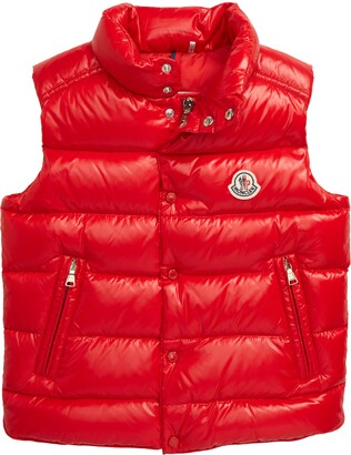 Moncler Tib Water Resistant Quilted Down Vest