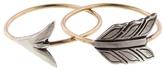 Workhorse Tilda Arrow Ring Set - Silver