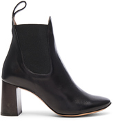 Chloé Leather Harper Ankle Boots