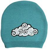 Au Jour Le Jour Sequin Cloud Wool Blend Hat