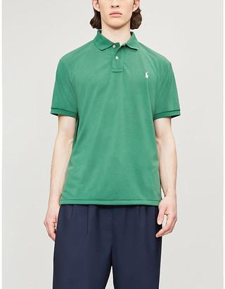 Polo Ralph Lauren The Earth Polo recycled pique polo shirt
