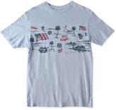 O'Neill Jack Men's Screen Print Crew Neck T-Shirt