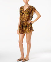 Lauren Ralph Lauren Leopard-Print Tunic