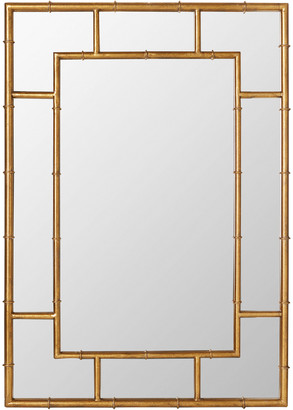 OKA Airi Mirror - Antique Gold