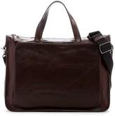 Frye Stanton Work Leather Briefcase
