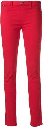 Love Moschino skinny-fit trousers