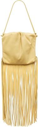 Bottega Veneta Fringe leather crossbody bag