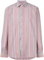 Etro striped design shirt