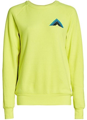 Aviator Nation Mountain Stitch Sweatshirt
