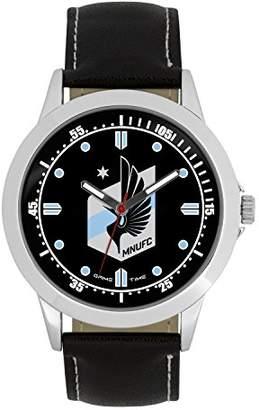 Game Time MLS Minesota United Mens Player Series Wrist Watch