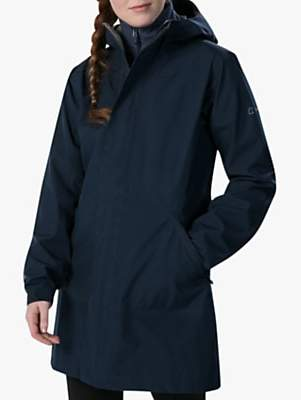 Berghaus Limosa Women's Long Gore-Tex Waterproof Jacket, Dusk