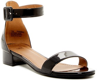 14th & Union Justine Ankle Strap Sandal - Wide Width Available