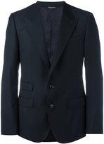 Dolce & Gabbana classic blazer - men - Virgin Wool/Acetate/Viscose - 48