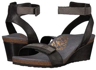 Aetrex Gia (Black) Women's Sandals