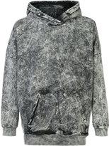 Daniel Patrick acid wash hoodie