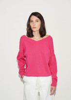 Aalto Wide V-Neck Sweater