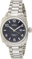 Shinola Men's Brakeman Stainless Steel Watch