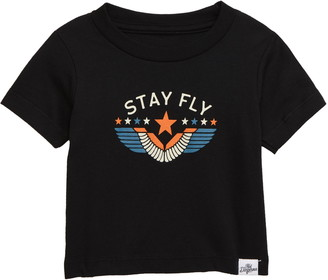 Kid Dangerous Stay Fly Graphic Tee