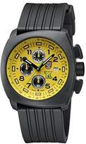 Luminox Land Tony Kanaan Chronograph Dial Rubber Strap Men's Watch 1105.S
