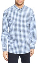 Ted Baker Men's Tripup Extra Slim Fit Check Sport Shirt