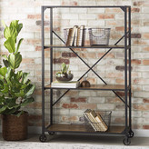"Wholesale Interiors Baxton Studio 63"" Etagere Bookcase"