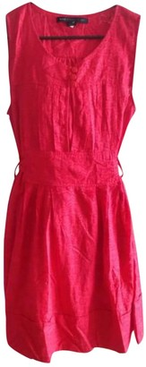Marc by Marc Jacobs Red Cotton Dress for Women