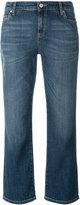 L'Autre Chose cropped jeans - women - Cotton/Polyester/Spandex/Elastane - 24