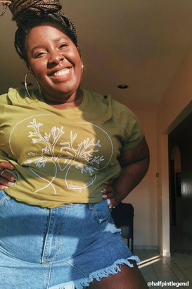 Forever 21 Plus Size American Forests Always Growing Tee