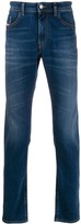 Diesel stonewashed slim-skinny jeans