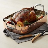 Williams-Sonoma Professional Copper Roaster with Rack
